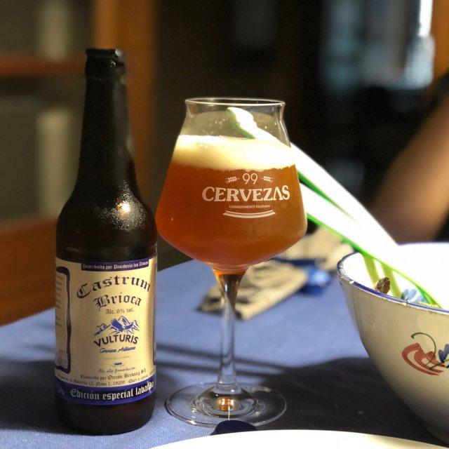 cerveza castrum rafa morales
