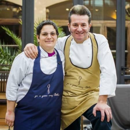 Rafa Morales y Mónica Morales. Consultores Gastronómicos. Equipo 100% Morales