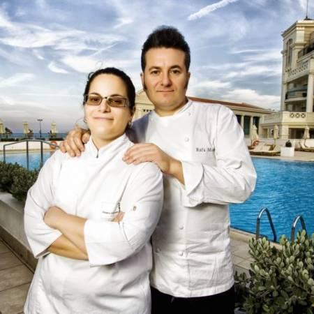Rafa Morales y Morales. Hotel Las Arenas
